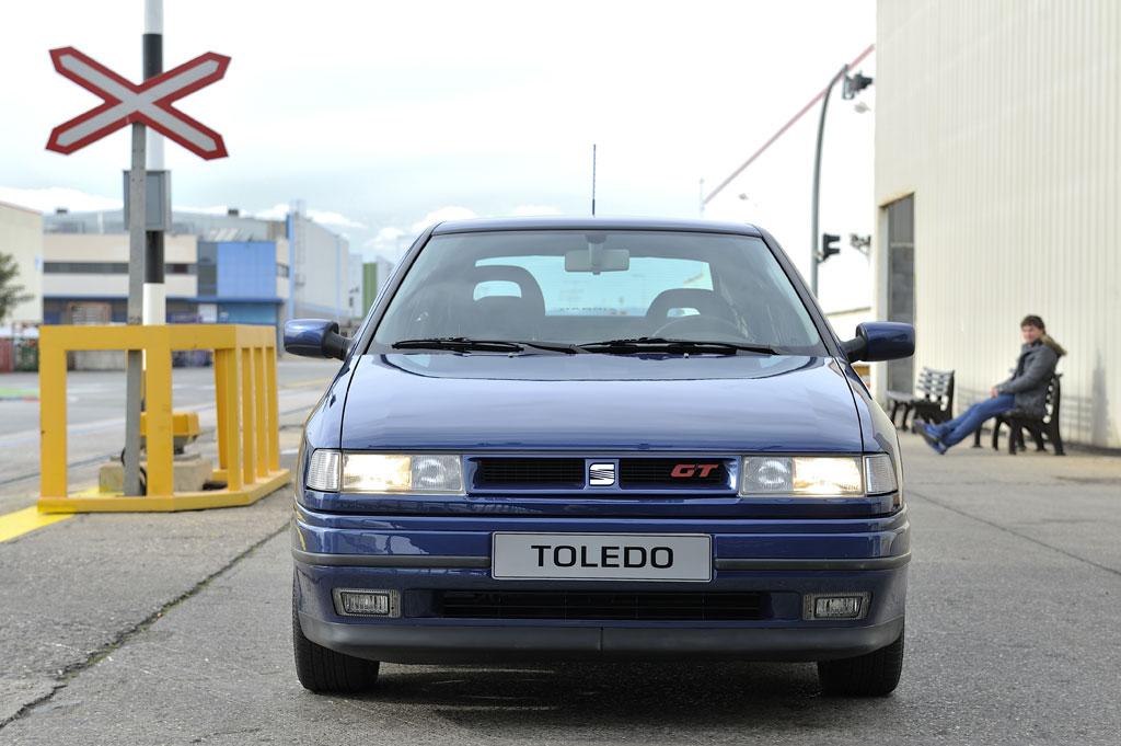 Frontal SEAT Toledo I