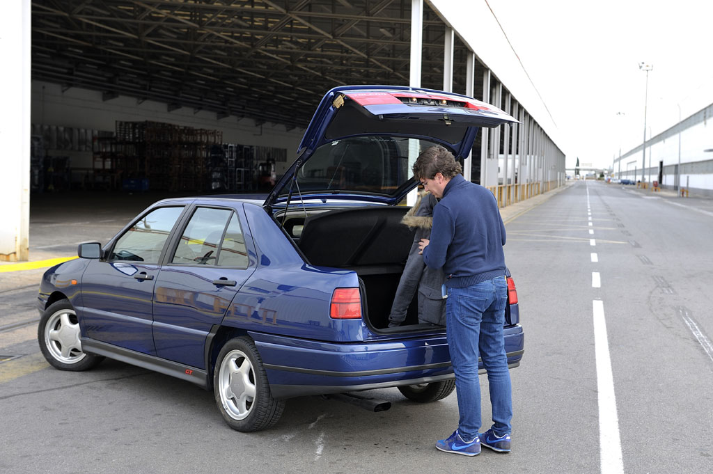 Maletero SEAT Toledo I