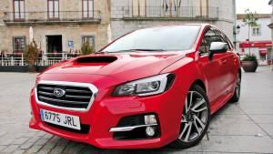 Prueba Subaru Levorg con EyeSight: Gran Hermano (fotos)