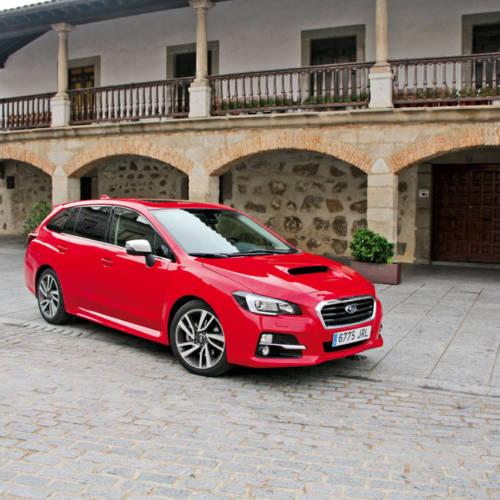 Prueba Subaru Levorg con EyeSight: Gran Hermano