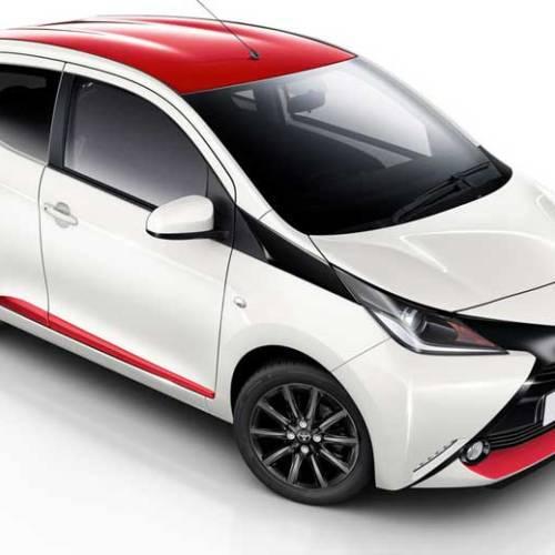 Toyota Aygo x-press y x-style, nuevos acabados para el urbanita