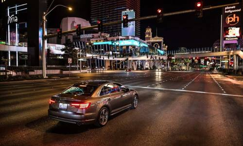 El nuevo sistema de Audi conecta sus vehículos con los semáforos