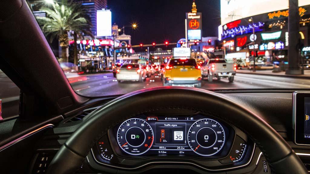 Traffic Light Information Audi