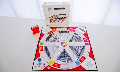 Llega el Trivial Pursuit Edición Especial SEAT