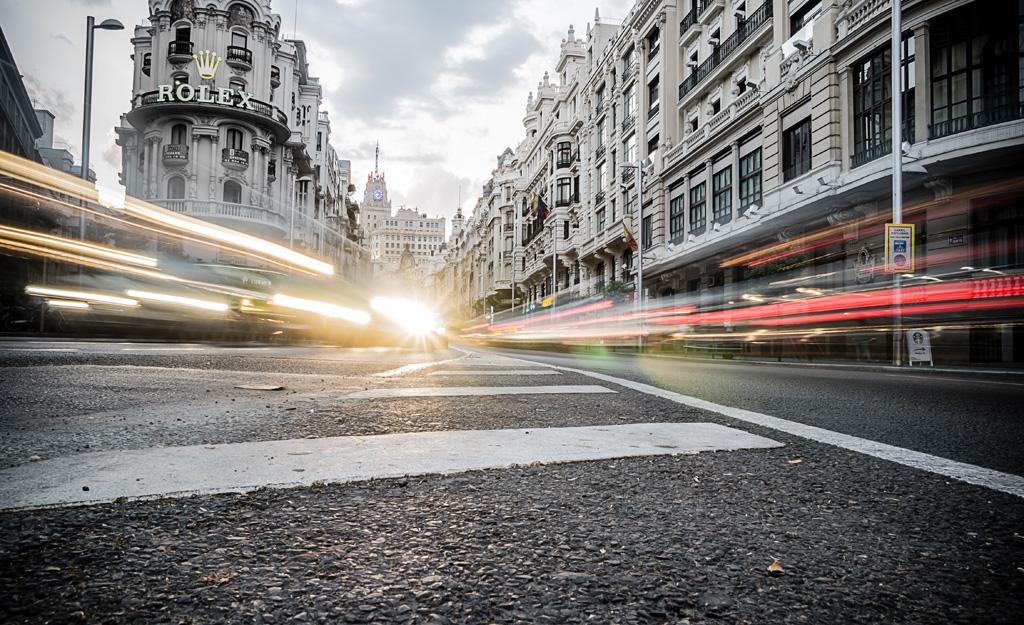Alternativas circulación en Madrid restricción de matrículas