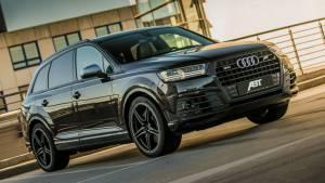 El Audi SQ7 de ABT tiene 520 CV de potencia diésel (fotos)