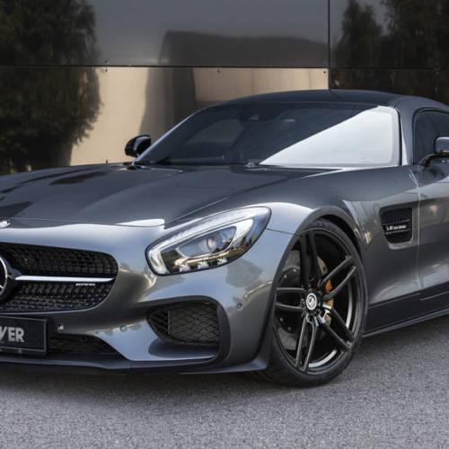 Mercedes-AMG GT por G-Power, seducción con 615 CV