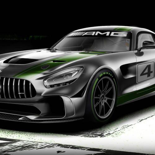 Mercedes-AMG GT4, la estrella de la competición más codiciada