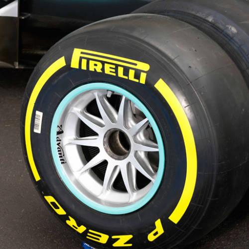 Pirelli da a conocer los neumáticos que abrirán la temporada 2017 de Fórmula 1