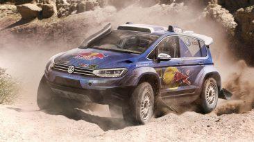 Volkswagen en el Dakar