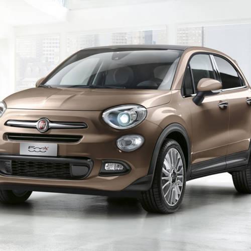 A la venta el nuevo Fiat 500X, ¿has pedido ya el tuyo?