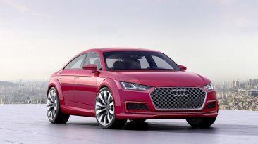 Audi A3 Coupé