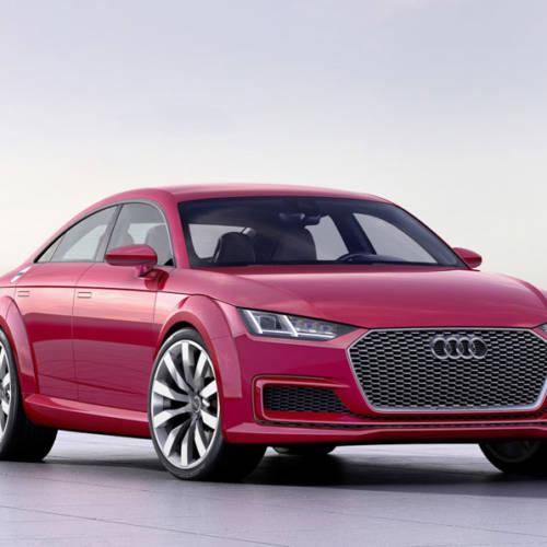 Audi prepara un A3 sedán que rivalizará con el Mercedes-Benz CLA