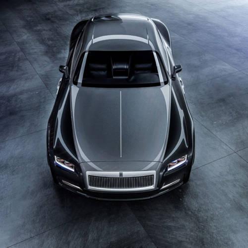 Soñamos con un Rolls-Royce Coupé, y su versión como coche de Policia