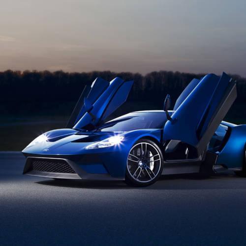 Ford amplía el cupo de producción del Ford GT con nuevas unidades a la venta