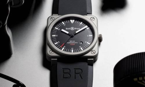 Horograph y Horolum, los nuevos relojes de Bell & Ross inspirados en la aviación