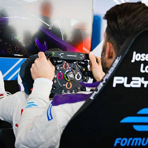 Fórmula E eRace: 1 millón de dólares en juego