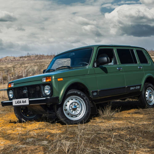 El Lada Niva tendrá nueva generación, 40 años después