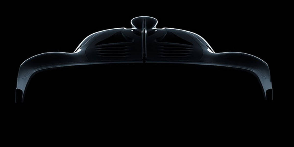 Mercedes-AMG Project One: 1.000 CV para el superdeportivo llegado de la F1