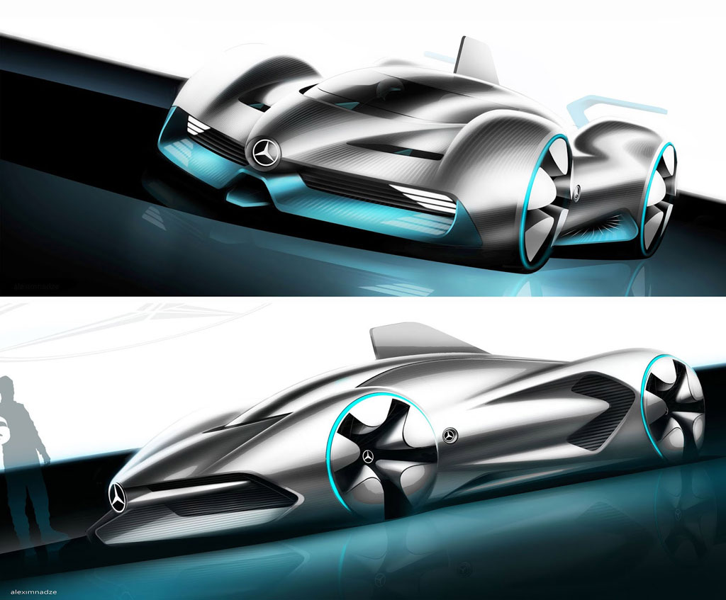 Mercedes-AMG Project One: 1.000 CV para el superdeportivo llegado de la F1 (fotos)