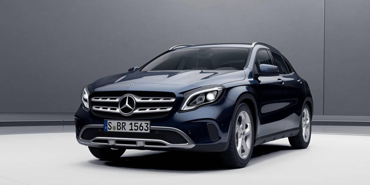 El nuevo mercedes benz gla partir en espa a de for Mercedes benz gla 180