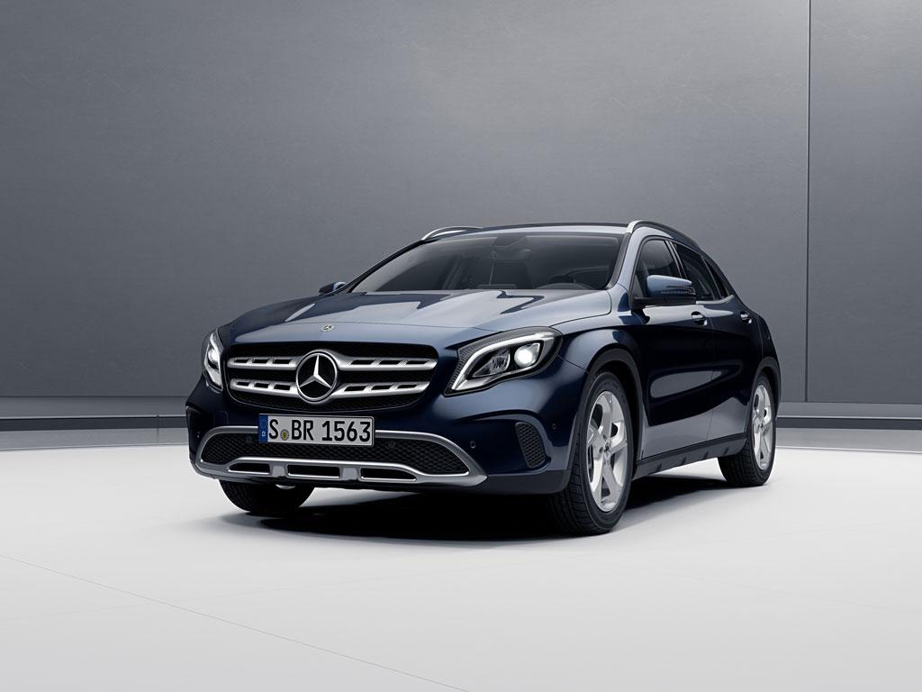 El nuevo mercedes benz gla partir en espa a de for Mercedes benz 2017 precio