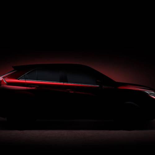 Mitsubishi mostrará en Ginebra su nuevo SUV compacto
