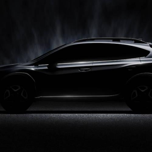 El nuevo Subaru XV debutará en el Salón de Ginebra