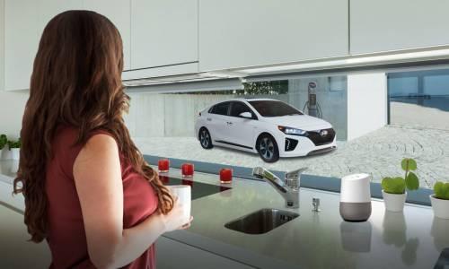 Hyundai y Google conectan tu coche con tu casa