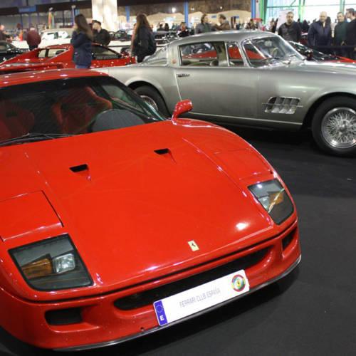 Retro Málaga reúne a cerca 22.000 amantes de los coches clásicos