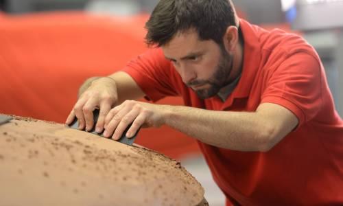 SEAT utiliza seis millones de litros de pintura para desarrollar nuevos colores