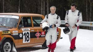 Cañellas rememora el podio de SEAT en el Rally Monte-Carlo de 1977 (fotos)