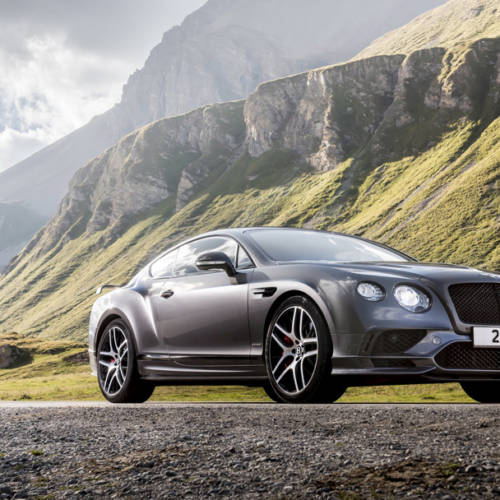 Bentley Continental Supersports, 710 CV para el Bentley más extremo