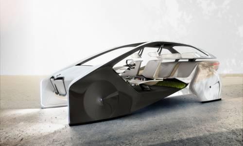 BMW i Inside Concept, el futuro de BMW es una proyección