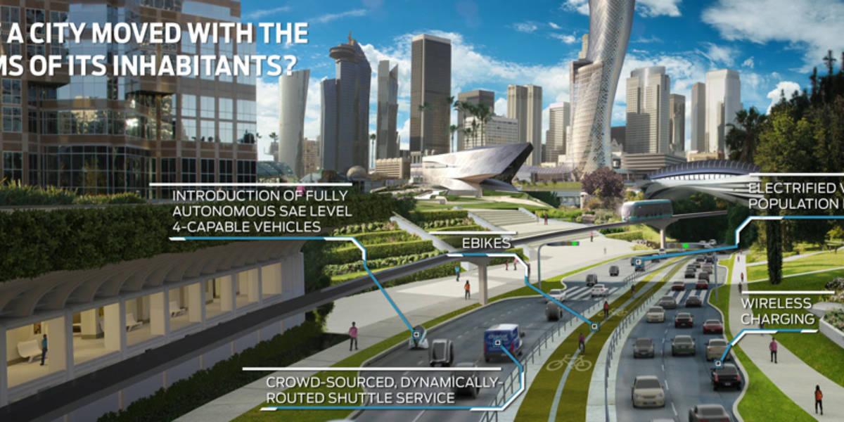 Las ciudades del futuro tendrán coches y serán conectadas, dice Ford