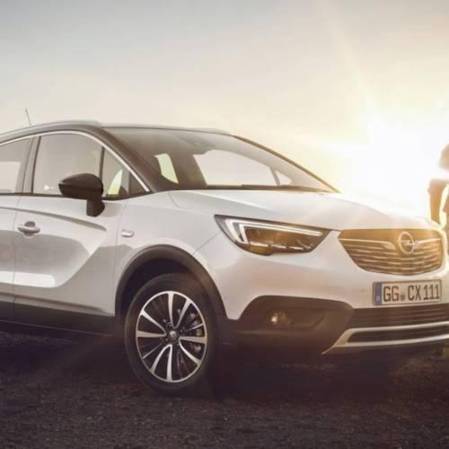 El nuevo Opel Crossland X, ahora en vídeo