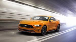 Ford Mustang 2018, nueva cara para el icono americano (fotos)