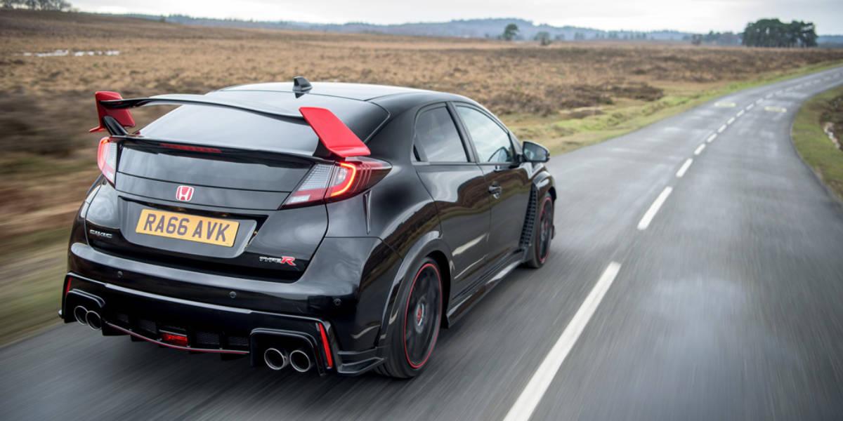 ¡Corre! Este es uno de los últimos Honda Civic Type R que podrás comprar