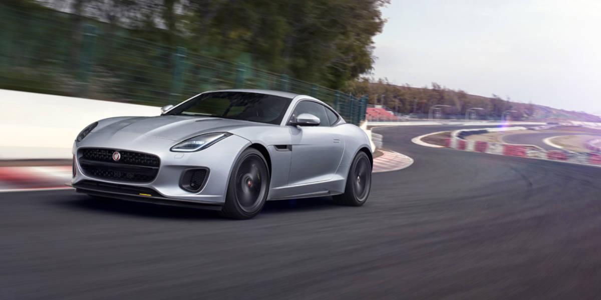 La gama Jaguar F-Type 2018 estrena versión 400 Sport