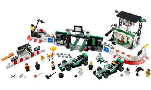 Llegan los nuevos LEGO Speed Champions este invierno