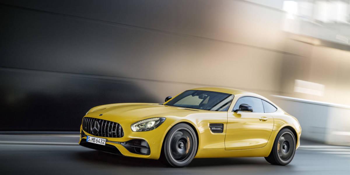 Mercedes-AMG GT 2017, una ampliación de gama que sabe a GT R