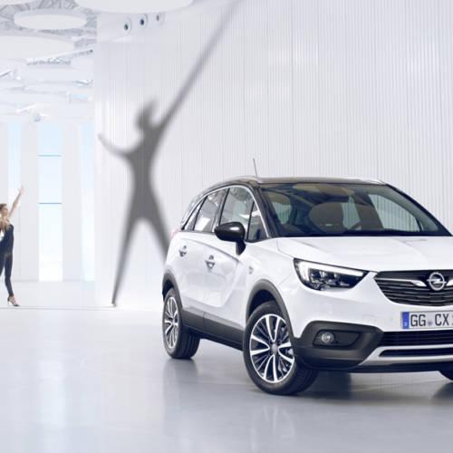 Opel Crossland X 2017, olvídate del Meriva