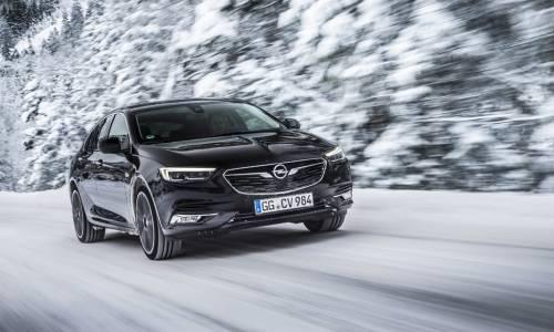 El sistema Twinster del Opel Insignia Grand Sport 4×4 promete diversión