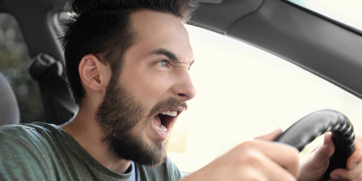 ¿Por qué nos volvemos agresivos al volante?