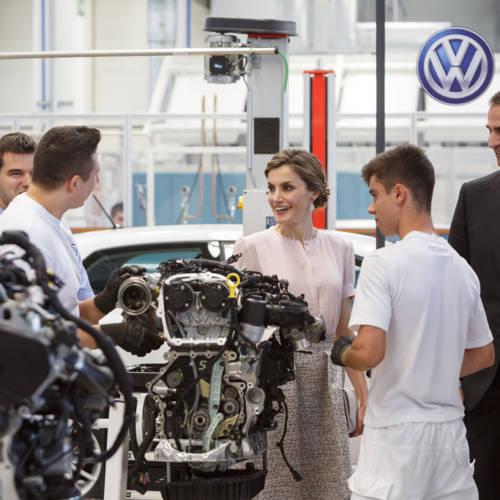 La planta Volkswagen en Navarra roza los 300.000 vehículos producidos