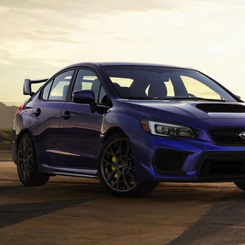 Míralo bien, así es el nuevo Subaru WRX STI 2018