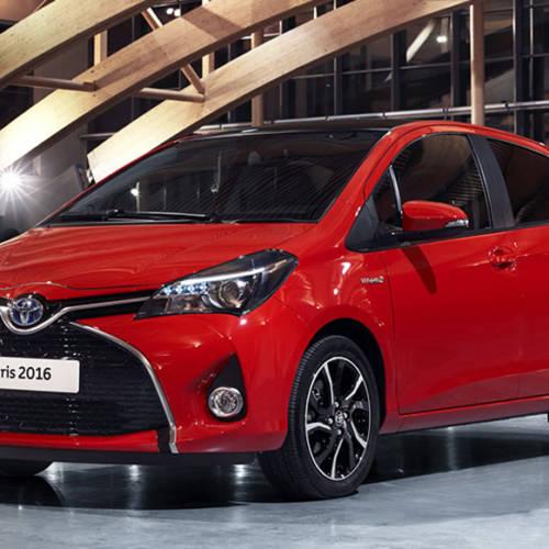 El Toyota Yaris estrena un nuevo motor de gasolina 1.5 ESTEC