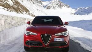 Alfa Romeo Stelvio, perfil de todocamino, garra de deportivo (fotos)