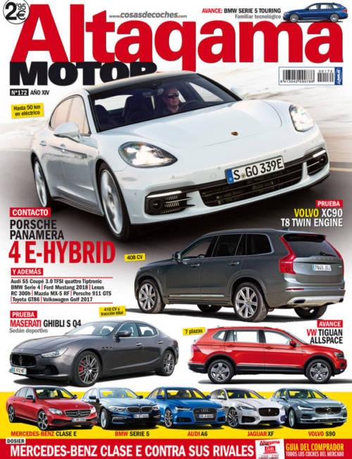 Revista Altagama Motor Número 172