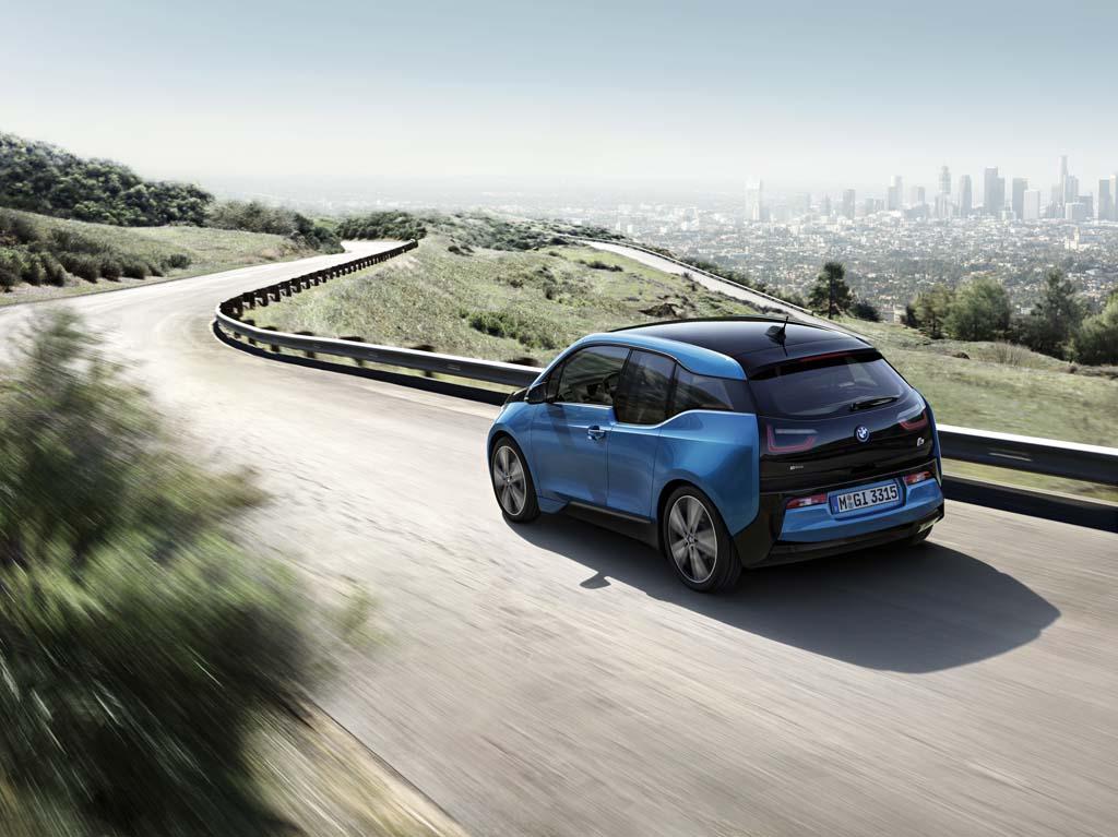 BMW i3 eléctricos con más autonomía